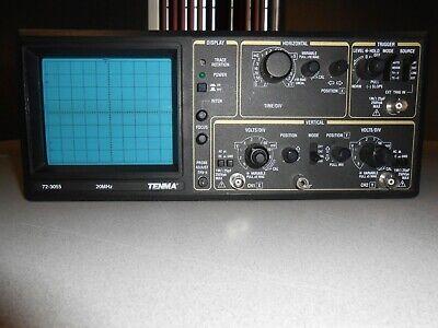 Tenma 72-3055 Analog Oscilloscope