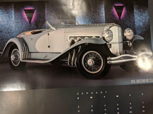 1994 Hoechst Celanese Auto Innovators Calendar