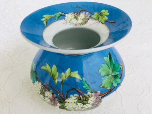 Vintage Antique Ceramic Ladies Spittoon
