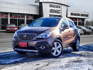 2016 Buick Encore CXL FWD..ONE OWNER...LOCAL TRADE..