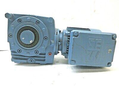 Sew-eurodrive Gear Motor Dft71d42 .34.5 Hp 3a52dt71d42 128.441 Ratio