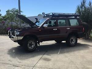 REDUCED TODAY ONLY Toyota LandCruiser Wagon HIGH LIFT KIT 4X4 Arundel Gold Coast City Preview