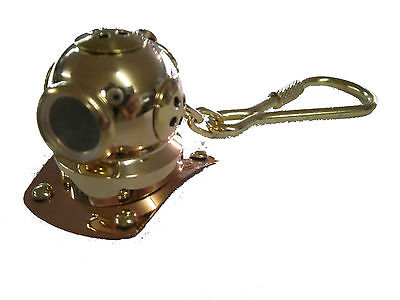 Maritime Diving Helmets Knowledgeable Navy Mark 5 Brass Heavy Divers Diving Helmet Bolt Scuba Full Size Vintage Decor