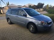 Kia grand carnival blue 8 seater DISABLED HOIST  Madeley Wanneroo Area Preview