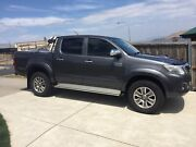 2013 Toyota Hilux SR5 dual cab 4x4 Bellerive Clarence Area Preview