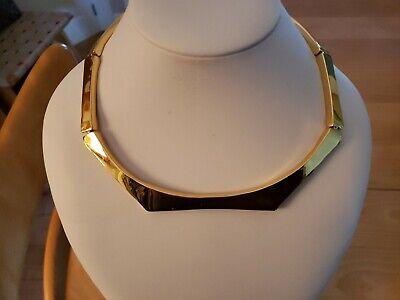 Rachel Zoe Gold Statement Collar - Zoe Gold