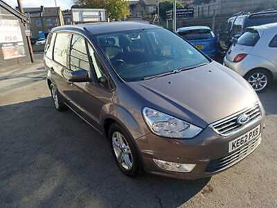 FORD GALAXY 7 SEATER DIESEL MANUAL LOW MILES EXCELLENT CAR FULL MOT SERVICE