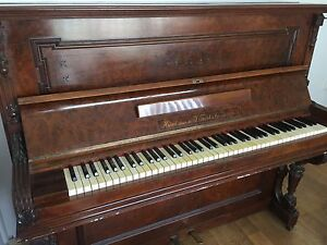 Antique Upright Piano for sale CHEAP Liverpool Liverpool Area Preview