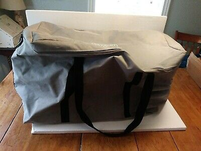 Simulaids Cpr Manikin Head And Torso Carry Bag Bag Only-holds 4 Sani Man Torso