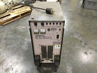 Sensarc Es350 350a Gas Metal Arc Welding Power Source 304bk