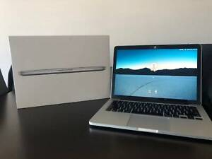 Macbook Pro Retina 13-inch 2015 (Purchased in 2016) Intel Core i5 8GB Canberra City North Canberra Preview