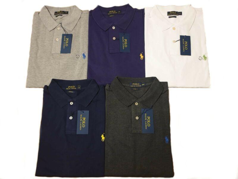 Ralph Lauren Poloshirt Custom Fit Pony Hemd S M L XL XXL NEU OVP