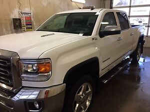 2015 GMC 2500 HD CREW CAB