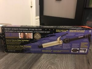 Hot Tools Pro 1-1/4 inch Curling Iron
