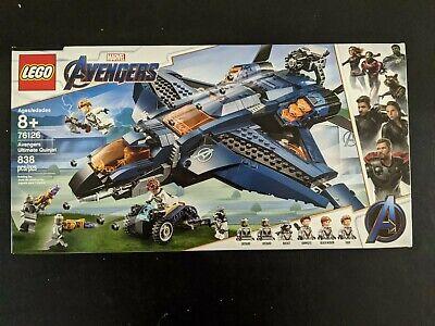 LEGO Marvel Super Heroes Avengers Ultimate Quinjet Set (76126)