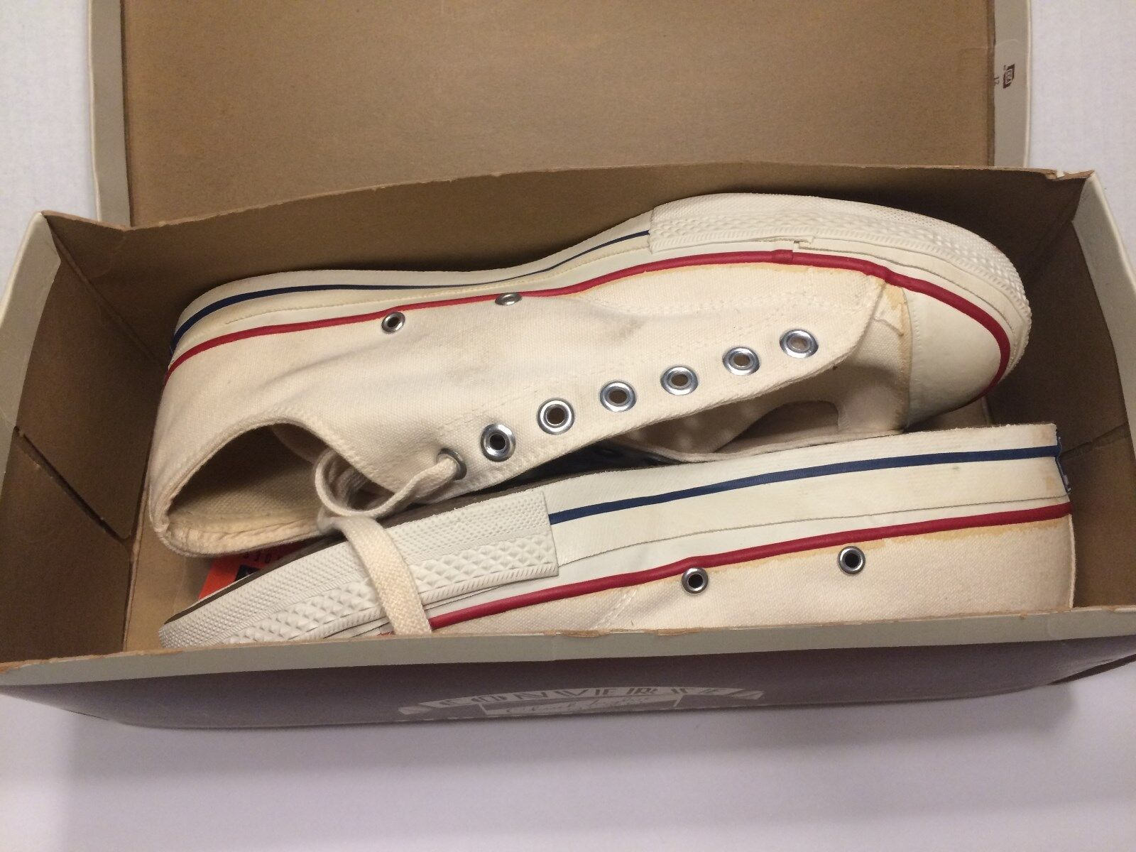 Vintage Converse Chuck Taylor All Star Sneakers in Original Box