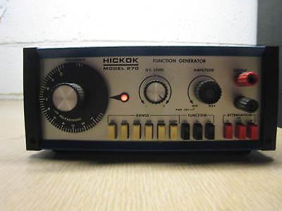 Hickok Model 270 Function Generator 521-01564 Free Shipping
