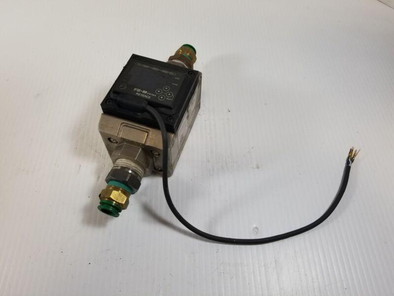 Keyence FD-MZ50ATK Electromagnetic Flow Sensor