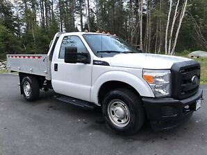 2016 Ford F-250 SuperDuty, Eby Work Body