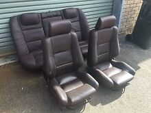 VN SV HSV Leather Seats & Interior Trims - Mint Condition Malaga Swan Area Preview