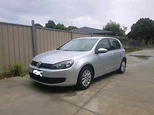 MY10 VW Golf with rwc & registration Melbourne CBD Melbourne City Preview