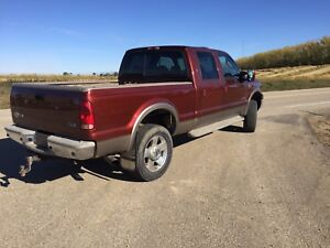2006 F 350 King Ranch