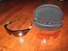 Oakley Radarlock sunglasses - two lenses Pooraka Salisbury Area Preview