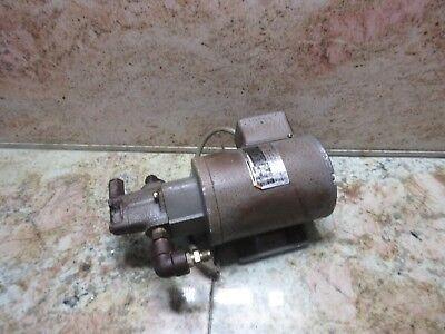 Nippon Nop Motor Pump Top-ime200-1 Zbg200g4p-g Top13mavb Mazak Vqc 2040 Mill