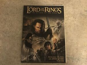 Lord of the Rings III notebook