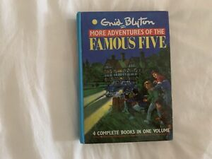 Enid blyton book- 4 famous five stories in 1 book Mount Barker Mount Barker Area Preview