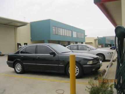 1998 BMW  520i Minchinbury Blacktown Area Preview