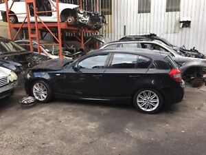 BMW 120i 2006 automatic now wrecking car!! Northmead Parramatta Area Preview