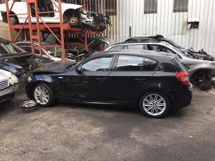 BMW 120i 2006 automatic now wrecking car!! Northmead Parramatta Area Preview