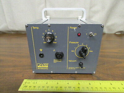 Pace Mbt-100 Solder Iron Station Microbench Top--machine Only As-is