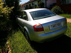2001 Audi A4 auto long rego Liverpool Liverpool Area Preview