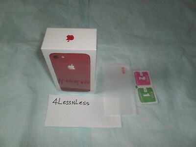 Apple iPhone 7 (Output) RED - 256GB A1660 Unlocked (CDMA + GSM) NEW