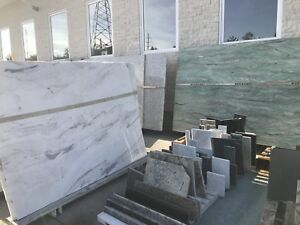 New Granite Arrival  - The Art of Stone