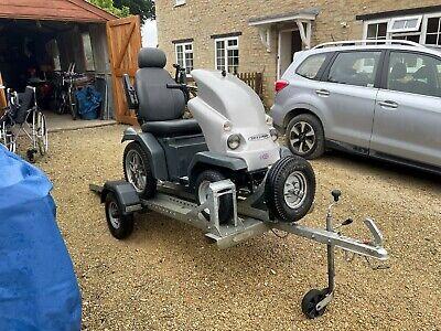 Tramper MK11 B All Terrain Electric Mobility Scooter