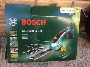 Cordless shrub and hedge trimmer, handheld Sorell Sorell Area Preview