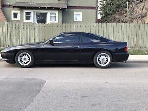 1991 e31 BMW 850i Florida car