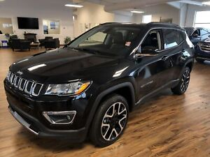 2018 Jeep Compass Limited 4x4 [s-roof/Nav/remote start]