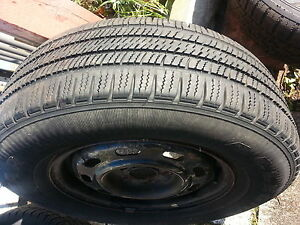 1 Goodyear allegra tire for sale