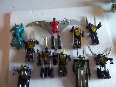 10 Vintage Transformers, 1980s Insecticons