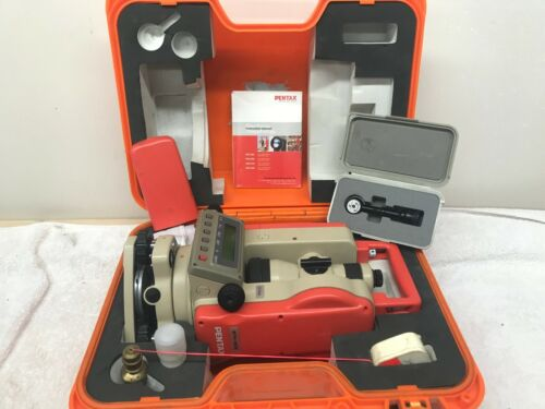 Pentax ETH302 Electronic Theodolite