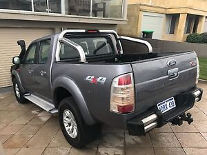 2011 Ford Ranger Ute Swanbourne Nedlands Area Preview