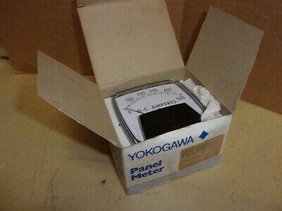 Yokogawa 162121ecsf8 Panel Meter New