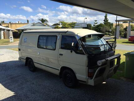 1984 Toyota Hiace Van/Minivan Maroochydore Maroochydore Area Preview