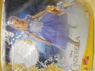 Rubies Kinderkostüm Disney Cinderella, Größe M 5- 6 Jahre (2452 )  ()