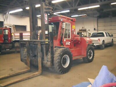 Taylor Te-300s Forklift