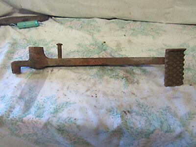 Farmall Ih H Tractor Clutch Pedal